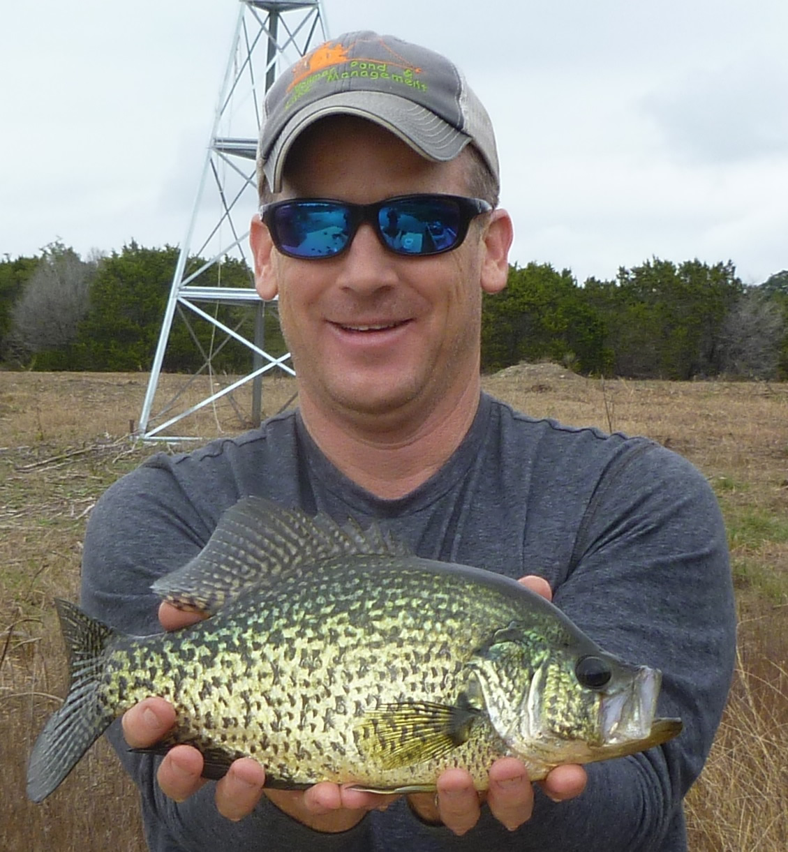 Fish Stocking in Texas includes Black Crappie