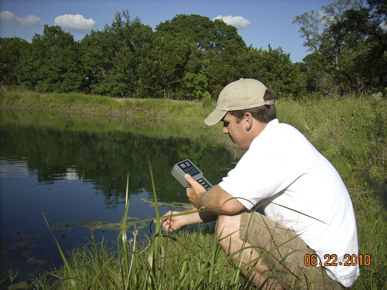 Pond Water Testing Pond Water Quality Management Clear Muddy Pond Water How Does Water Quality